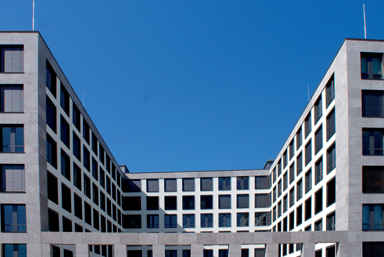 CW 50 Curtain Walls - Office building MK3 Office Building located in Berlin, Germany